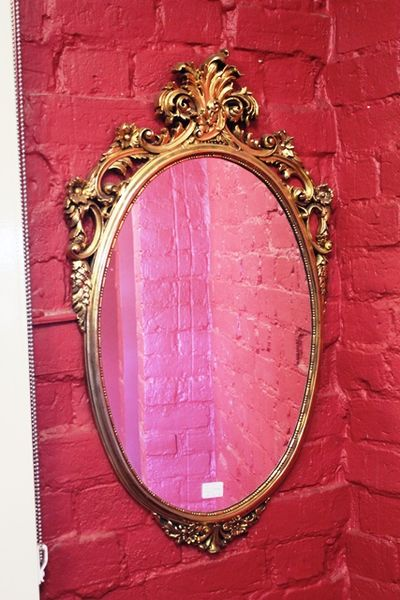 Gilt Framed Wall Mirror Monthly Special