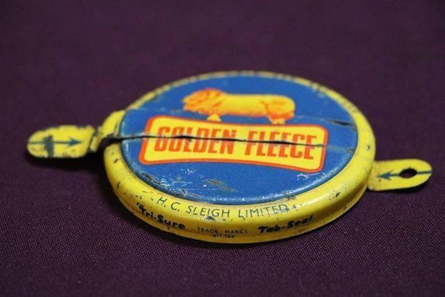 Golden Fleece Drum Cap