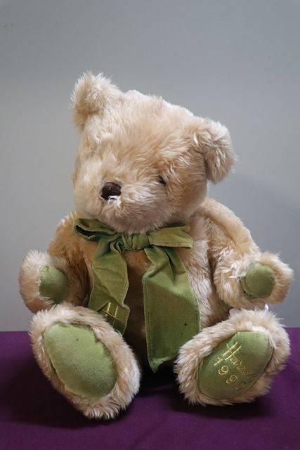 Harrods 1995 Christmas Bear