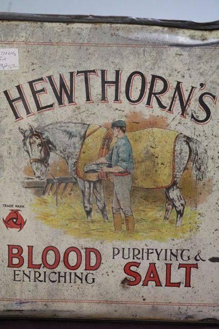 Hewthornand39s Tin Blood Enriching Purifying Salt