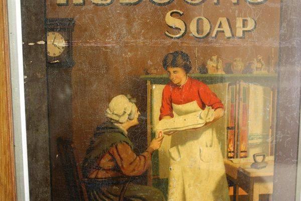 Hudsons Soap