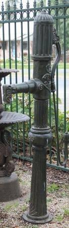 Huge Cast Iron Decorative Well Pump