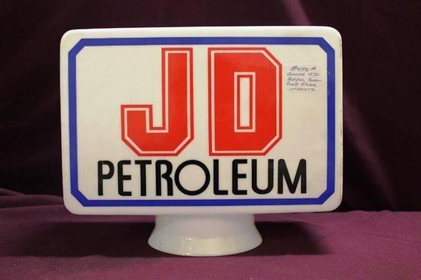 JD Petroleum Original Acrylic Globe