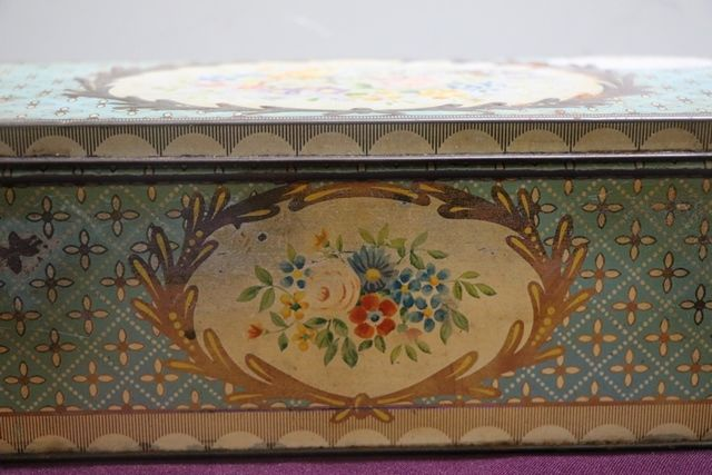 Jacoband39s Biscuits Tin