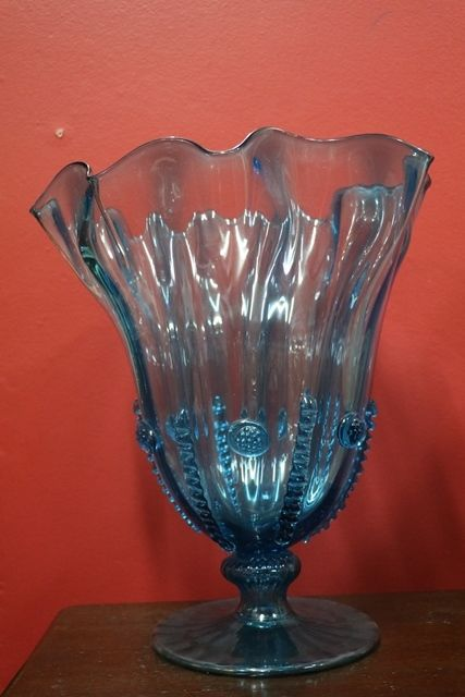 Large Venetian Glass Vase C1940