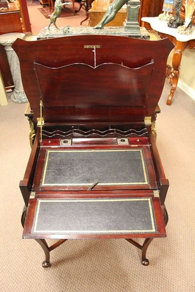 Late 19th Century Folding Writing Table
