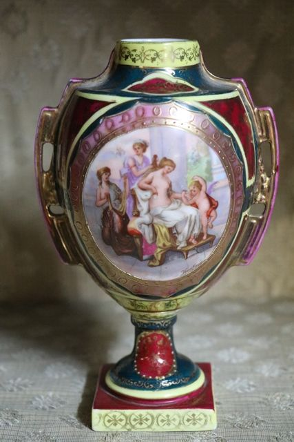 Late 19th Century Royal Vienna Vase
