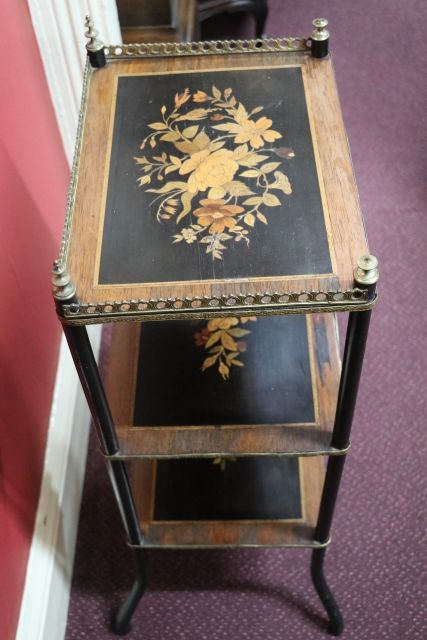 Late C19th 3 Tier Etagere