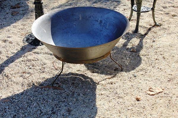 Medium Cast Iron Fire Pit