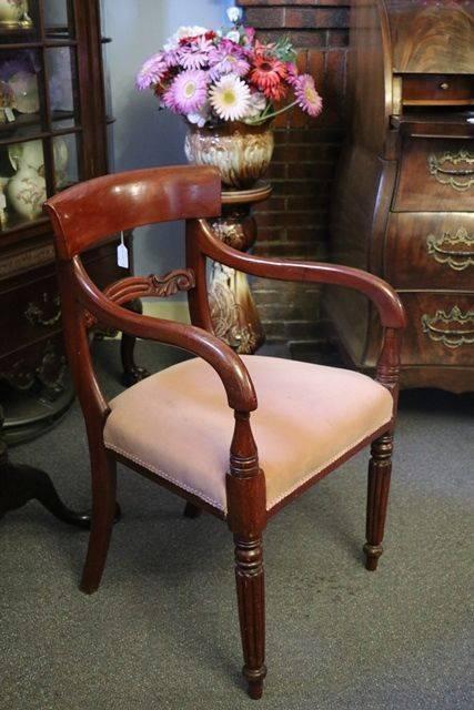 Mid C19th Mahogany Carver Chair C1860