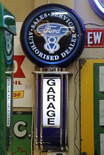 Modern Authorised Ford Dealer Garage Lightbox