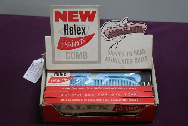 New Old Stock Halex Combs