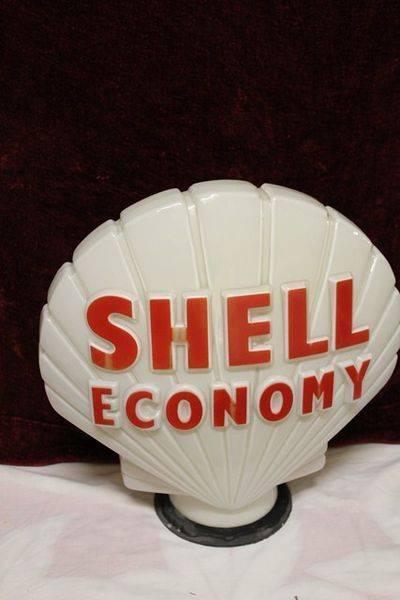 Original Shell Clam Globe