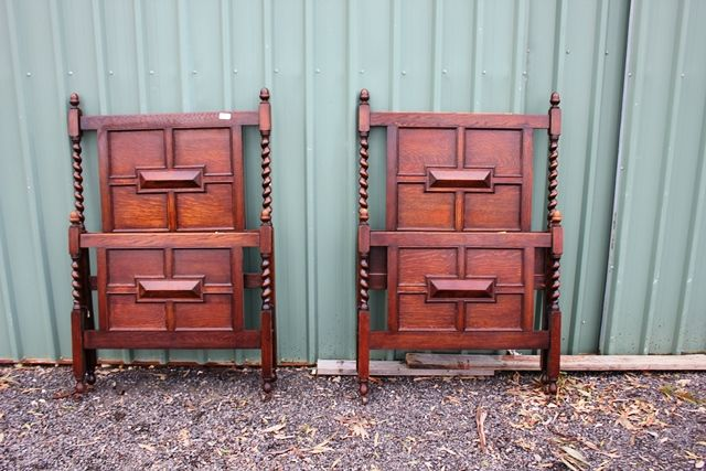 Pair Of Single Beds