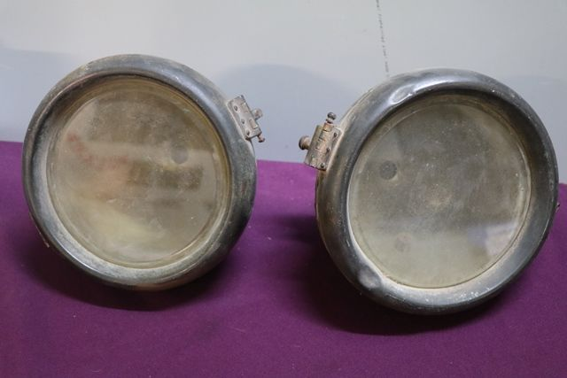 Pair of Essex Lamps