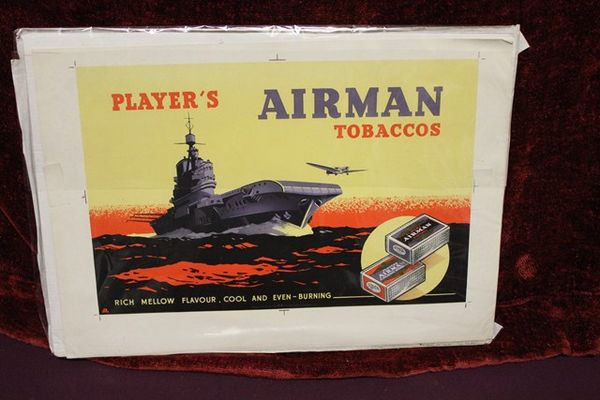Players Airman Printers Proof