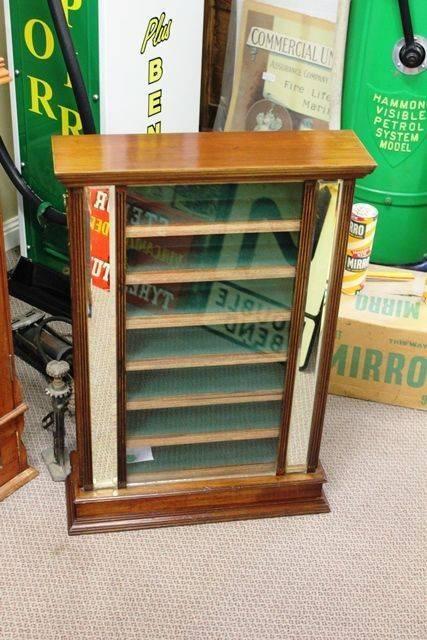 Rare Tobacco Display Cabinet