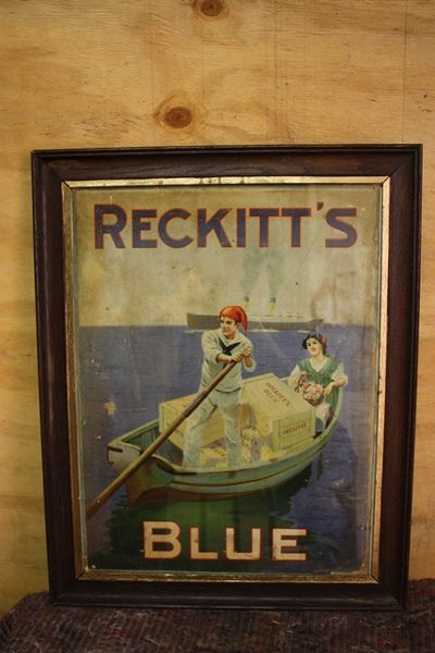 Reckitts Blue