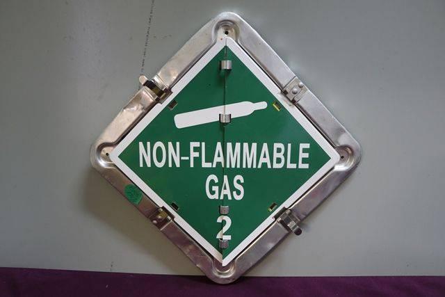 Safety Hazard Warning Sign With 9 Alternative Sign