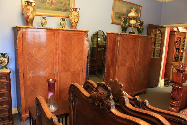 Selection of Antique Bedroom Furniture