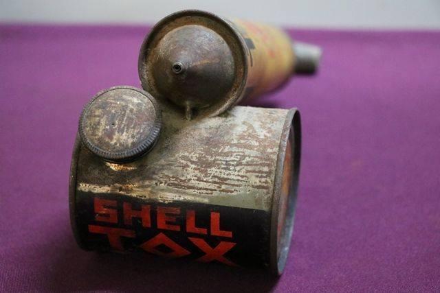 Shell Tox Sprayer