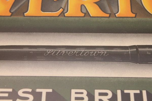 Silvertown Pens Framed Ad Card