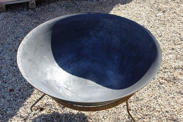 Small Cast Iron Fire Pit