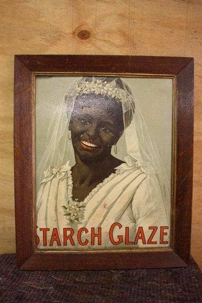 Starch Glaze