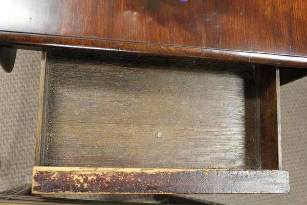 Stunning Regency Mahogany Pembroke Table C1810