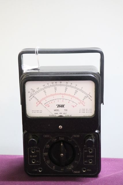 TMK Multitester Model 700