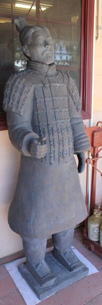 Terracotta Warrior Statue