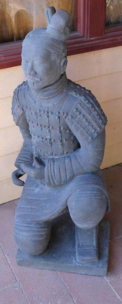 Terrocotta Warrior Archer Statue