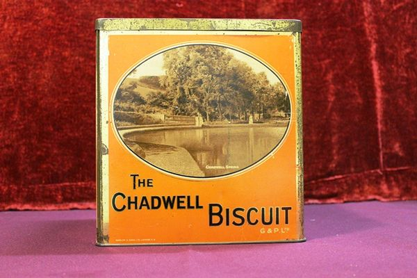 The Chadwell Biscuit Tin