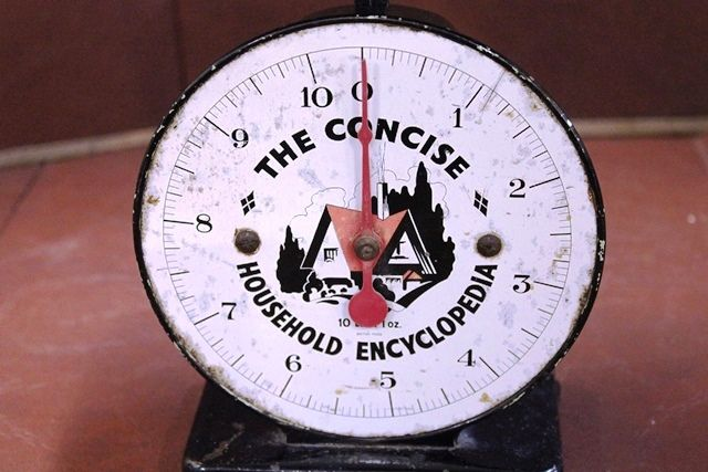 The Concise Household Encyclopedia Scales
