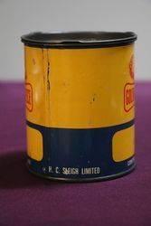 Golden Fleece 1 lb Grease Tin