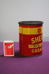 Australian Shell 1 lb RetinaX Grease Tin