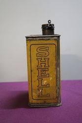 Australian Shell SAE160 Transmission One Quart Motor Oil Tin