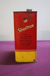 Australian Shell Half Gallon Shelltox Tin