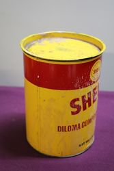 Australian Shell 5 lb Diloma Compound D Grease Tin
