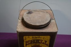Australian Shell 40 Lbs Grease Drum