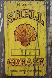 Australian Shell 36 lbs Grease drum