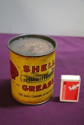 Australian Shell 1 lb Grease Tin