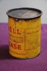 Australian Shell 1 lb No3 Compound Grease Tin