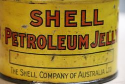 Australian Shell 1 lb Petroleum Jelly Tin