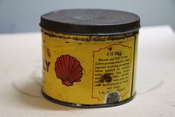 Australian Shell 1 lb Petroleum Jelly Tin