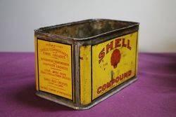 Australian Shel 5 lb Compound No2 Tin