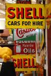 Assorted Gas/fuel Enamel Signs