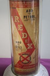 Redex Oil Additive Dispenser