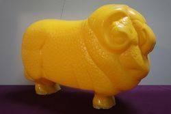 Golden Fleece Pump top Plastic globe