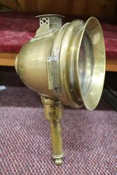 Vintage Carriage Lamps